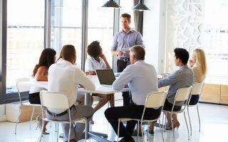 Какое правильно поведение с начальником?