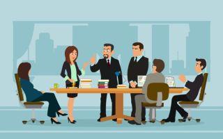 Какие этапы проведения совещаний?