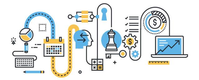 Бизнес-процессы: настройка и внедрение автоматизации.