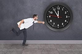 Как правильно наказать за опоздание на работу: примеры
